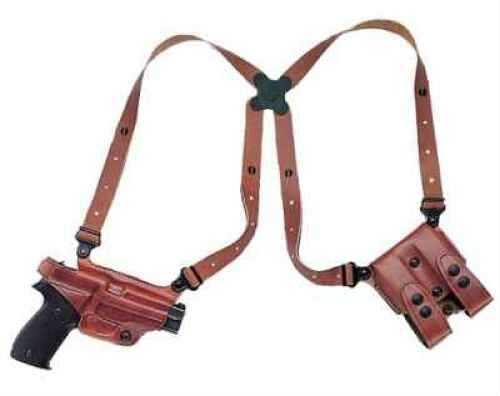 Galco International Galco Shoulder Holster System For Glock Model 17/22/31 Md: MC224B MC224B
