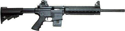 Smith & Wesson M&P15- 22 Long Rifle Fixed Stock Quad Rail 10 Round Semi Automatic Rifle 170337