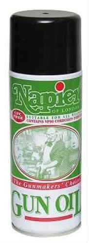 Napier of London. Napier of London LLC. Napier Of London Aerosol Gun Lubricant Md: 6015
