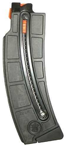 Smith & Wesson Magazine M&P 15-22 22 Long Rifle 10 Round Polymer Black Finish 0000 19923
