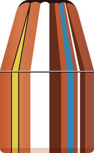 "Hornady 9mm Bullets .356"" 125 Gr, HAP Box of 500 Md. 355721"