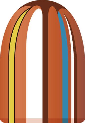 Hornady 45 Caliber Bullets (.451) 230 Gr GMJ-RN/500 451771