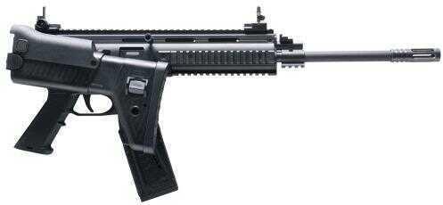 "ISSC Austria MK22 Standard 22 Long Rifle 16"" Barrel 10+1 Round Black Semi-Automatic Rifle M211002"