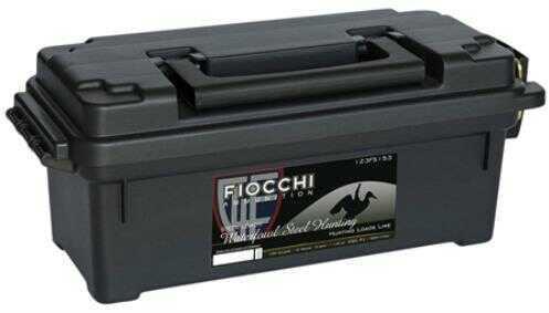 """Fiocchi Ammo Fiocchi 12Ga Speed Steel 3"""" #3 1-1/4 Oz Shot Shell With Plano Box 123FS153"""