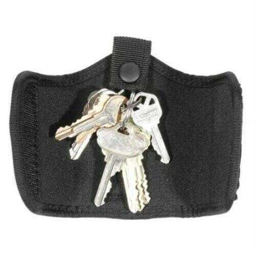 BlackHawk Silent Key Holder Black