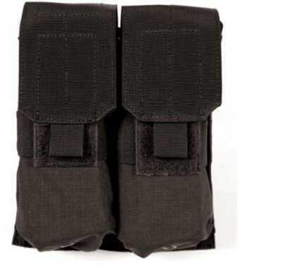 BlackHawk 37cl03bk Strike M/16 Double Magazine Pouch
