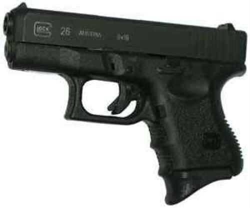 Pearce Grip Grip Extension Fits Glock 42 Black Finish PG42