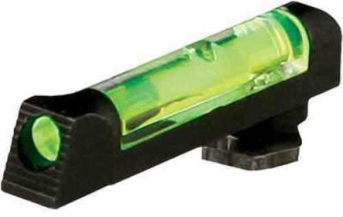 HiViz Sight Systems Hiviz Glock Standard Front Sight Overmold Design Pistol Green GL2007G