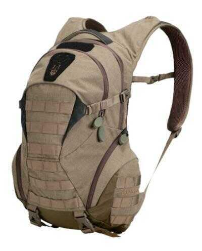 "Badlands Bthdxt Hdx Tactical Backpack 12"" X 19"" X 7.75"" Tan"