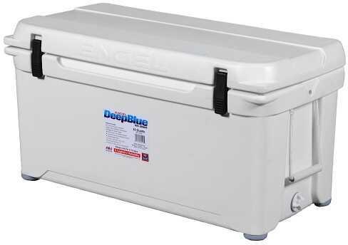Engel Coolers Engel USA Engel Deep Blue Performance Coolers 80 Quart White ENG80