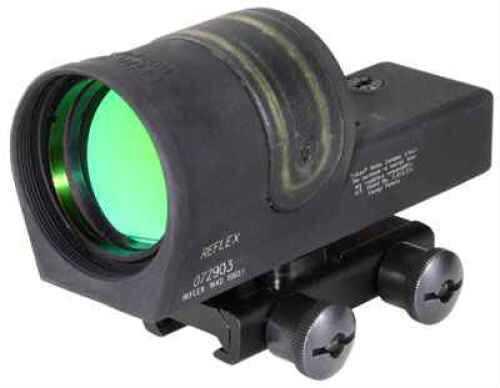 Trijicon 42mm Reflex Amb 4.5 MOA Dot Flat RX34A-51