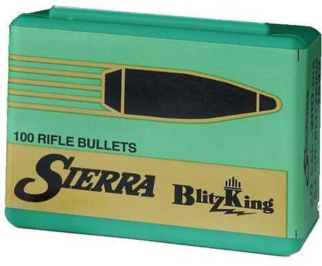 Sierra 25 Caliber (.257) 70gr BlitzKing /100 1605