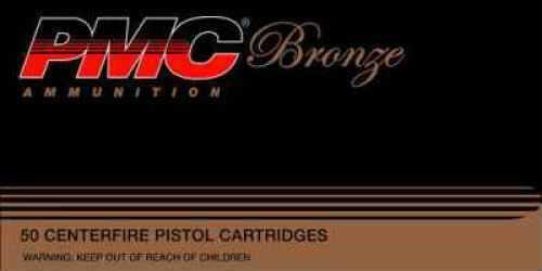 PMC Ammunition PMC 357 Remington Magnum Target 158 Grain Jacketed Soft Point Ammunition Md: 357A