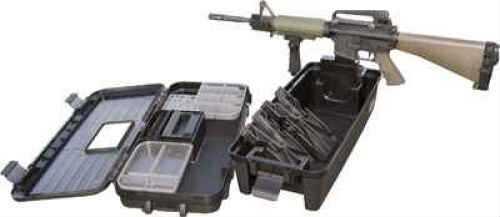 MTM Tactical Range Box for regular & tactical rifle Black TRB-40