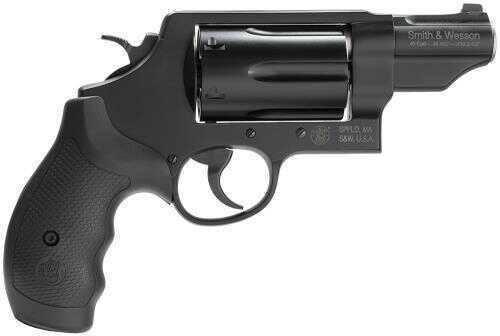 "Smith & Wesson Governor 410 Gauge / 45 Long Colt 2.75"" Barrel Scandium Alloy Frame Front Tritium Night Sight 6 Round Revolver 162410"