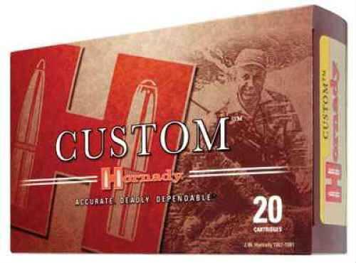Hornady 257 Weatherby Magnum 90 Grains GMX Custom /20 8136