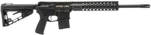 "Wilson Combat Recon Tactical 6.8mm SPC 16"" Barrel 15 Round Magpul Adjustable Stock Black Semi Automatic Rifle WCR6816"
