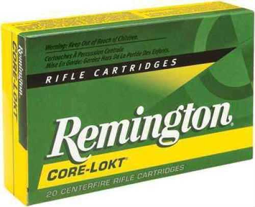 Remington 9.3x62mm 286gr Psp 20/10 Ammunition R93X621