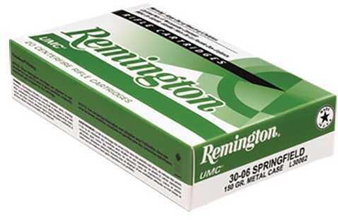 Remington Rem Ammo UMC 6.8mm Rem SPC 115GR Metal Case 20Box/10Case L68R2