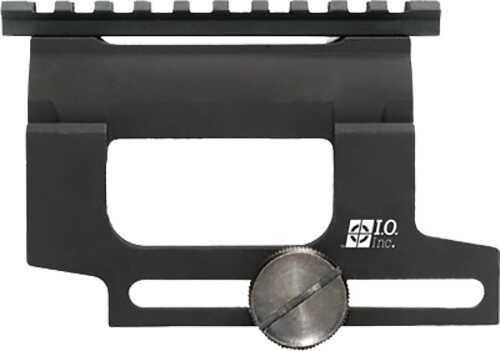 I.O. Inc. (Inter Ordnance) I.O Inc I.O. Quick Release Mount For AK47 Picatinny Style Black Finish SCOP0040
