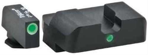 Ameriglo LLC. Ameriglo Glock I-Dot Night Sights Fits Glock Green Front/Rear GL101