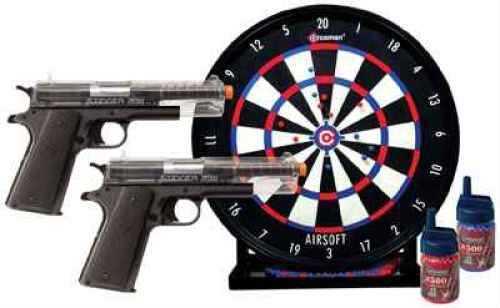 Crosman Stinger Pistol Kit BBs ASP311CDK