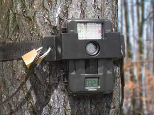 Walker's Game Ear / GSM Outdoors Walkers Game Ear Walker Game Ear Stealth Locking Brackets Black 1530IR STCLBW3