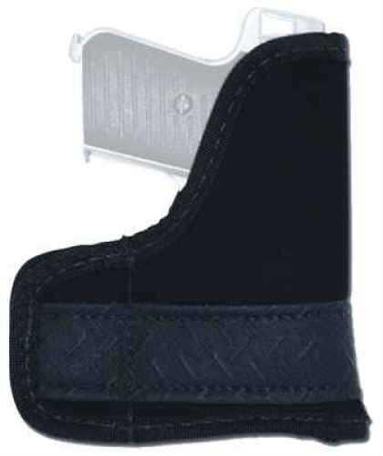 Grovtec USA Inc. Grovtec US Inc Inside the Pocket 06 Black Lammy Suede Holster GTHL14806
