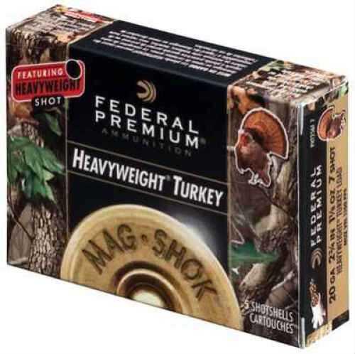 Federal Cartridge FED* MSHKHW 20 GA 1 1/8 TKY Per 10 Ammunition PHT256F7