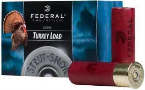 """Federal Cartridge FEDERAL STSHK 12 GA 3"""" 1 7/8 # 4 TKY Per 10 Ammunition FT158F4"""