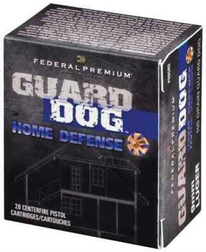 Federal Cartridge FED GUARDDOG HD 45 165GR FMJ 20BX PD45GRD