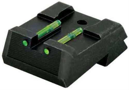 HiViz Sight Systems Kimber 1911 Pistol Rear Sight Green KB2110G