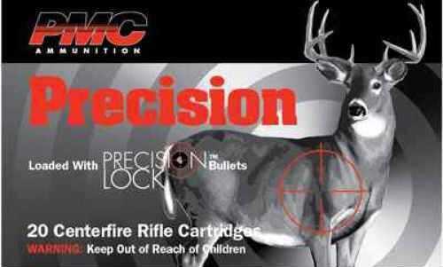 PMC Ammunition PMC 223 75 Hpbt Match Per 20 Ammunition 223HMB