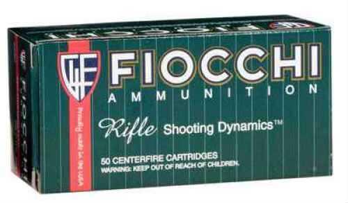 Fiocchi Ammo FiocchiI 300 WMB SD 300 Winchester Magnum 180 PSP Per 20 Ammunition A300WMB