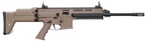 "ISSC Austria ISSC MK22 Semi Automatic Rifle  22 Long Rifle  16"" Barrel  10 Round  Desert Tan with Folding Stock M211005"