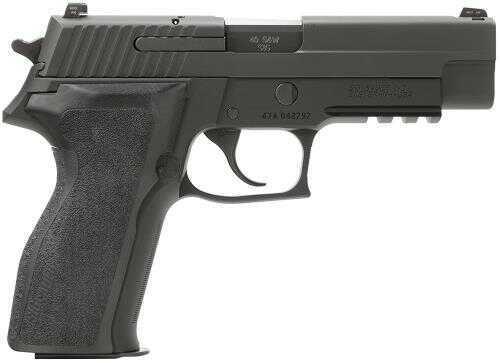 "Sig Sauer P226 40 S&W 4.4"" Barrel 10 Round Polymer Grip Black Semi Automatic Pistol 226R40BSSCA"