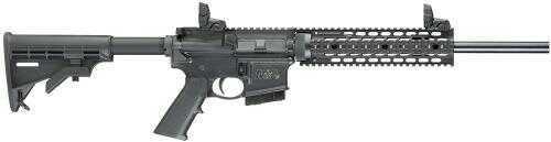 Rifle Smith & Wesson M&P15 FT, Fixed Stock 5.56 CT,MA,MD,NJ,NY 10 Round 811048