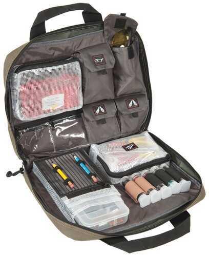 G Outdoors Inc. G Outdoors Sporting Clays Binder Bag Nylon Green 1511SC