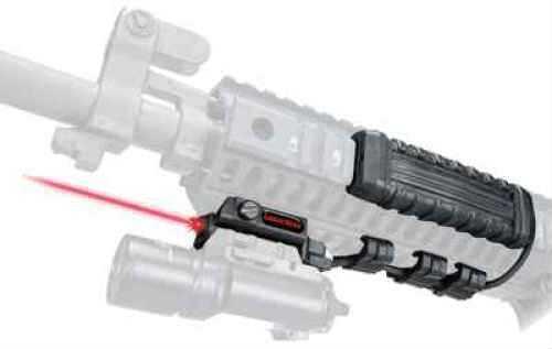 LaserMax Unimax Essential Series Rail Mount Laser Rifle Value Pack LMS-UNI-ES-RVP
