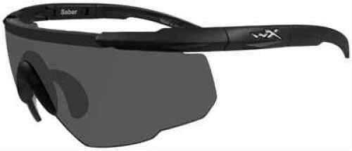 Wiley X Inc. Wileyx Saber Ad Smoke /mb glasses 302