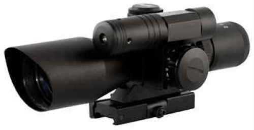 Aim Sports Inc. Aim Sports Scope 2-10X40 Illuminated With LAS JDG251040G
