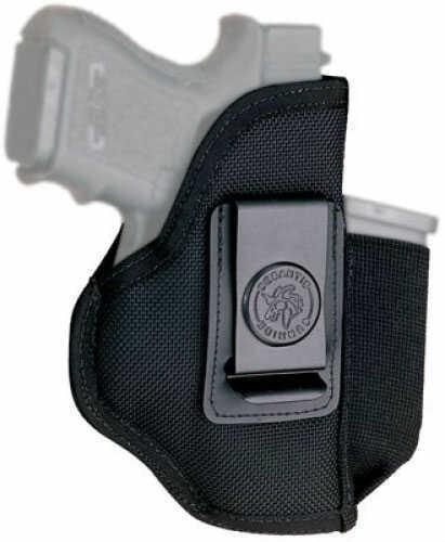 Desantis Gunhide N87BJI5Z0 Pro Stealth Black Nylon