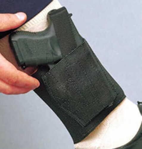 Desantis Holster Gunhide 062bae1z0 Black Elastic Apache Ankle