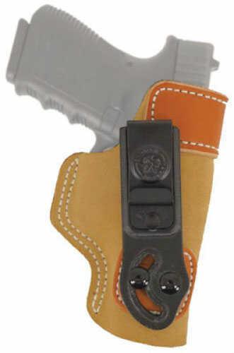 Desantis Gunhide 106NAV5Z0 Tan Saddle Leather/Suede