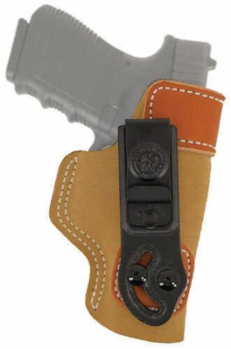 Desantis Holster Gunhide 106NAE1Z0 Tan Saddle Leather/Suede