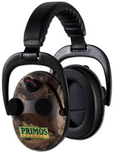 Primos PRIM ANALOG DUAL EAR MUFFS CAMO PSDM-CMO