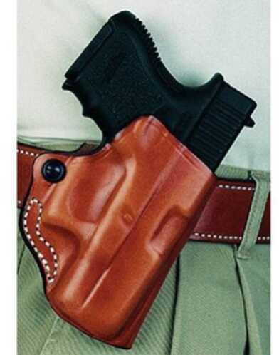 Desantis Gunhide Black Leather 019BAO2Z0