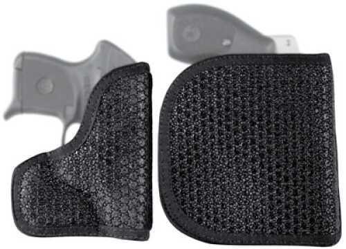 Desantis Gunhide Black Rubberized Fabric M44BJB2Z0