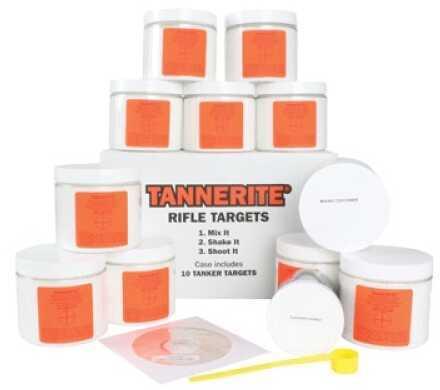 Tannerite Tann 1Lb Targets Case Of 10 PP10