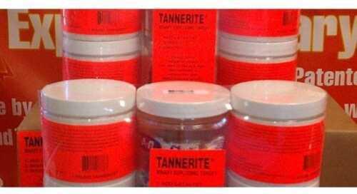 Tannerite Tann 4-4Packs Of 1Lb Tar GETS 1BRC